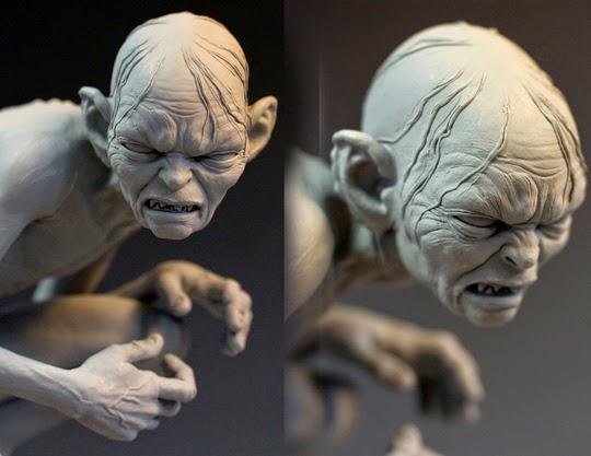 Fantasy Sculpting Introducing Mark Newman-8975