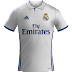 REAL MADRID ADIDAS 2016/2017