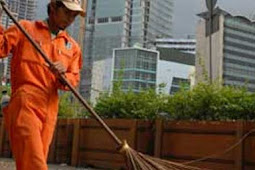 Peraturan Terbaru Kenaikan Gaji Pegawai Honorer Satpam, Sopir, Tenaga Kebersihan dan Pramubakti