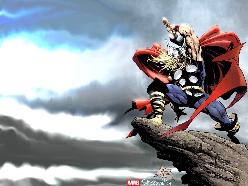 Thor Pictures Free Wallpaper: Wallpapers Photo Art: Mighty Thor Wallpapers