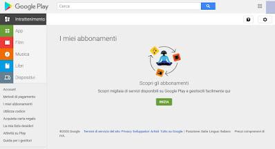 Sito Google Play