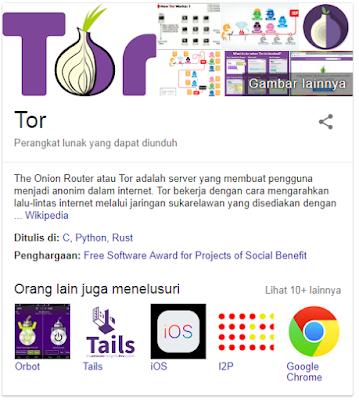 Cara Browsing Secara Anonym 100% Menggunakan Orbot Android Tanpa Root