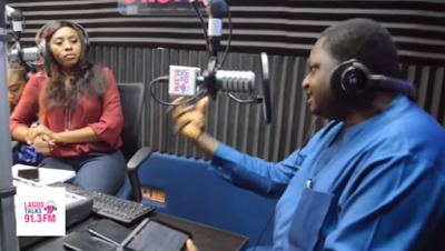 Senior Special Assistant to President Buhari on Media and Publicity, Femi Adesina