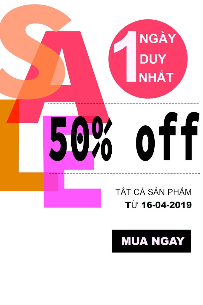 Ảnh sale off DS-15