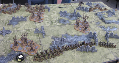 Scott's War-gaming: Lord of the Rings / The Hobbit at Call to Arms!