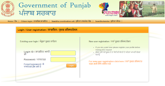 Ration Card Punjab