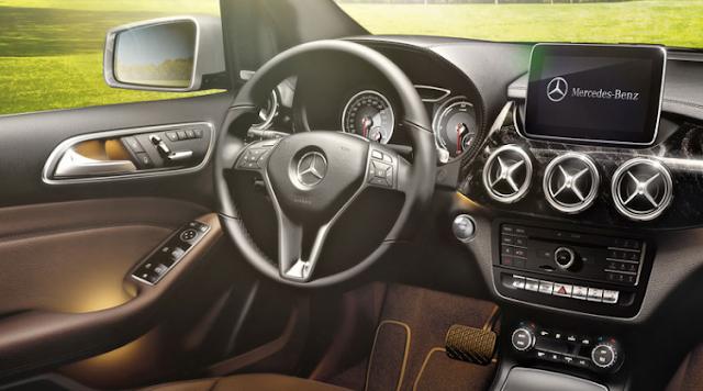 2017 Mercedes-Benz B-class EV, Review, Interior, Exterior, Specs, Performance, Engine, Price, Release Date