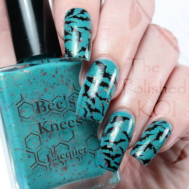 Bee's Knees Lacquer - Mushy Snugglebites' Badonkadonk