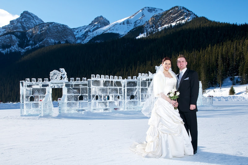 Alpine Peak Photography Lake Louise Wedding Photographer