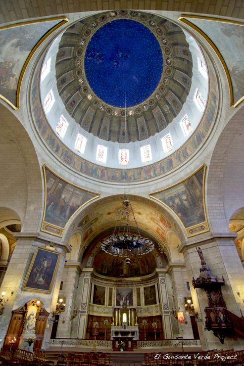 Notre Dame de Bon Port - Nantes, por El Guisante Verde Project