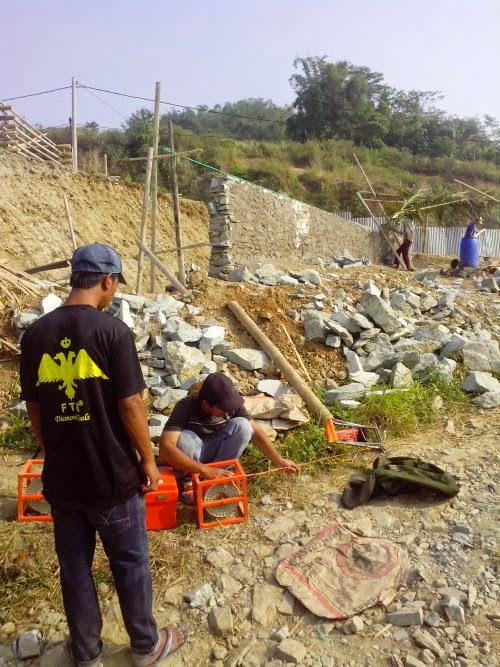 Team survey geolistrik