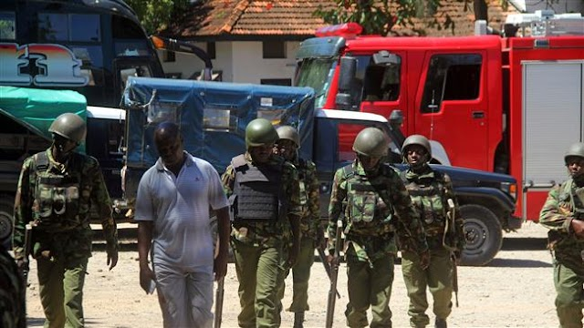 Reckless women killed in attack on police station in Kenya's Mombasa