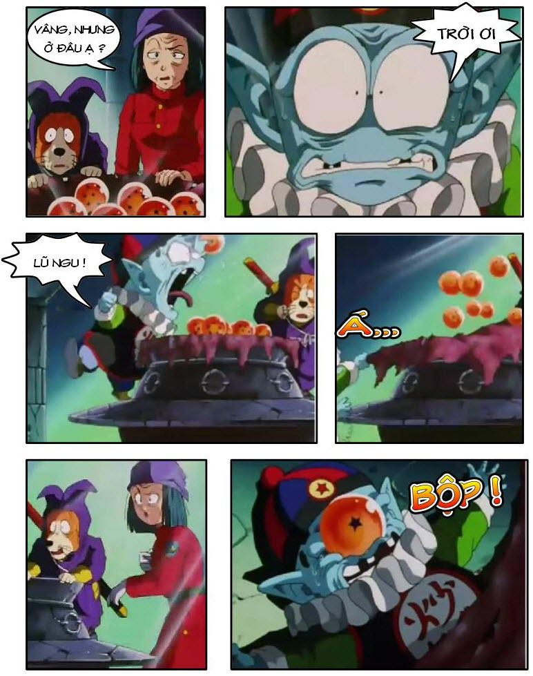 Dragon Ball GT chap 1 - Trang 18