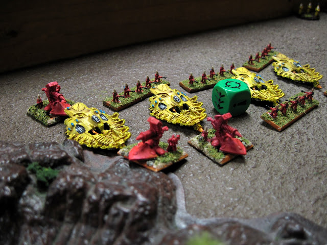 The Wave Serpeants went through a lot of pain birthing those Heavy Weapon Platforms.