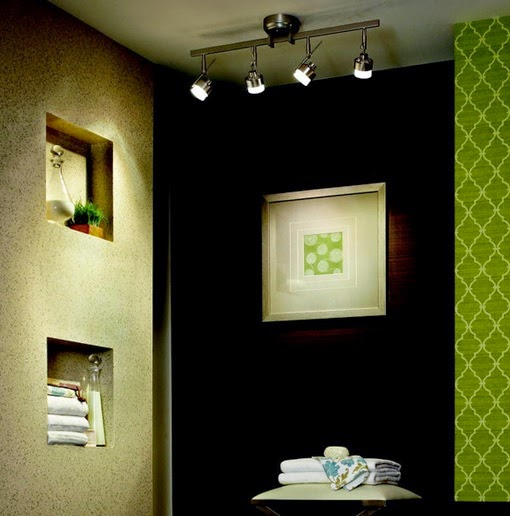 Lighting Tips For Every Room: Laundry Room Lighting: Laundry Room Lighting Ideas