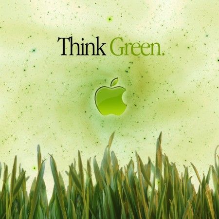 How Green Is The iPad ? [ Infographic ]
