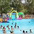 Refrescante y divertida tarde en la segunda Aquasonux del verano en Miajadas