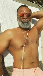 Hot grey bearded Internet sensation
