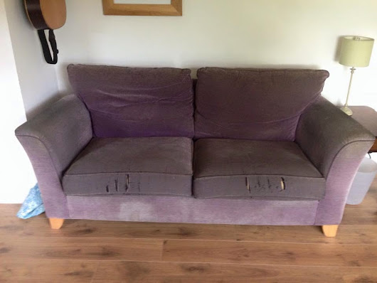 The Sofa, the Toaster and the Saucepans....