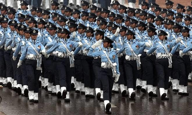 Republic Day Parade Indian Air Force