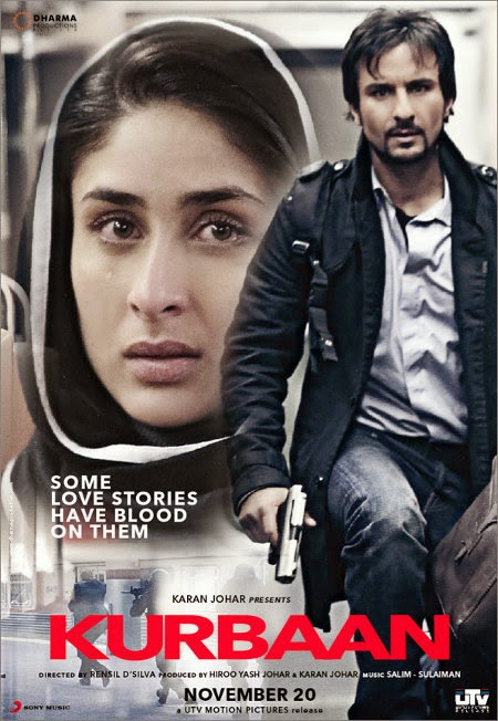 فيلم kurbaan مترجم