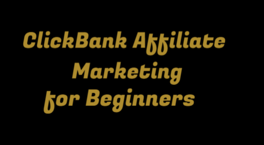 Best Easy Tricks to Make Money from Click Bank Affiliate Program for Beginners