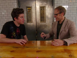 Justin Warner Alton Brown