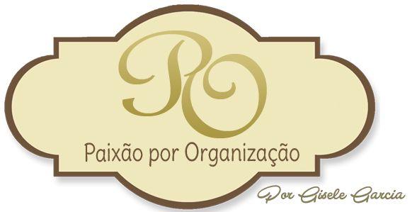 Logo Paixão por Organização
