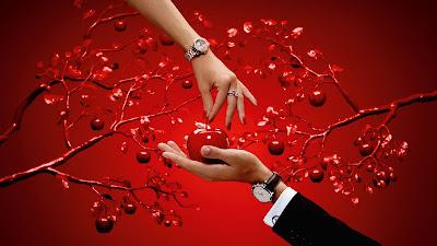 Les cadeaux de La Saint-Valentin 2017