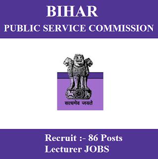 Bihar Public Service Commission, BPSC, PSC, BIhar, Lecturer, Graduation, freejobalert, Sarkari Naukri, Latest Jobs, bpsc logo