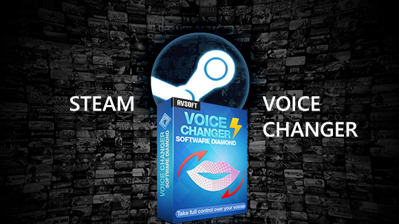 Steam Voice Changer for funny Steam Voice Chat