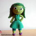 patron gratis muñeca amigurumi | free pattern amigurumi doll