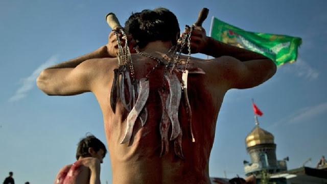 Tradisi Syiah di Hari Asyura Hukumnya Haram Secara Mutlak