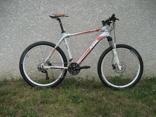 [vendo] Bicicleta Mtb Ktm Ultra Flite 2012