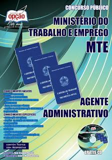 apostila para o Concurso do Ministério do Trabalho - MTE