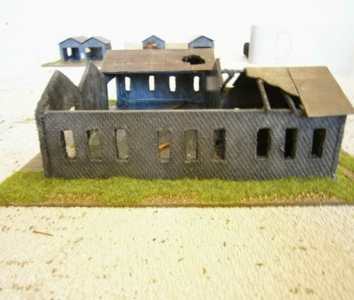 Making Stalingrad Ruined Factory One Pictures 11