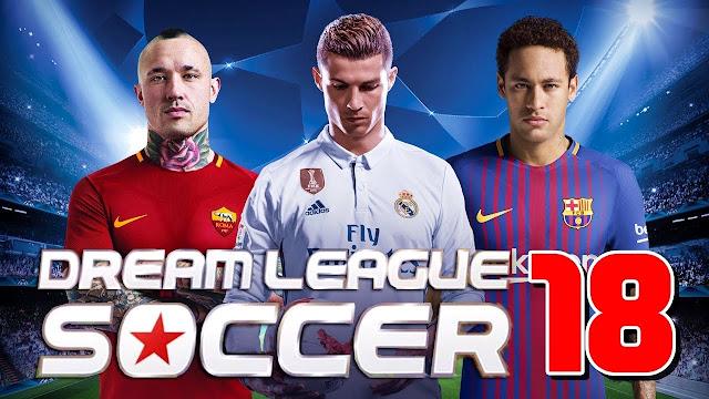 Dream League Soccer 2018 v5.04 MOD APK