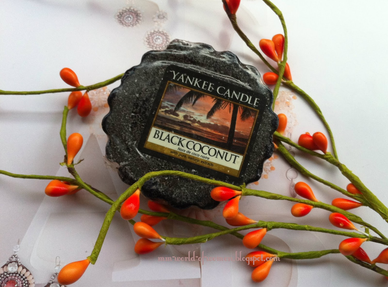 Black Coconut od Yankee Candle