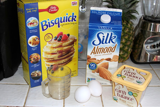 Dairy Free Pancakes - Daily Diary By Gabriela