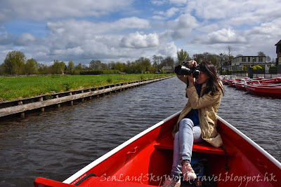 羊角村, Giethoorn, 荷蘭, holland, netherlands, 租船, boat