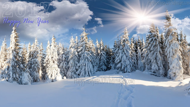 New Year 2017 Mountain Wallpapers Download Free