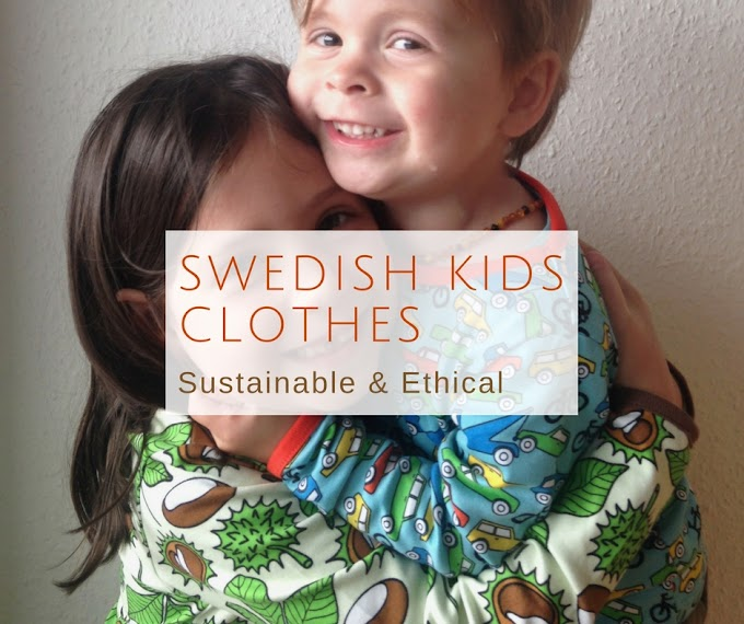 Sustainable and ethical Swedish kids clothes shopping in Gothenburg