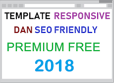 5 Template Blog SEO Friendly dan Responsive Premium Free 2019