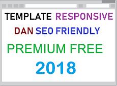 5 Template Blog SEO Friendly dan Responsive Premium Free 2019