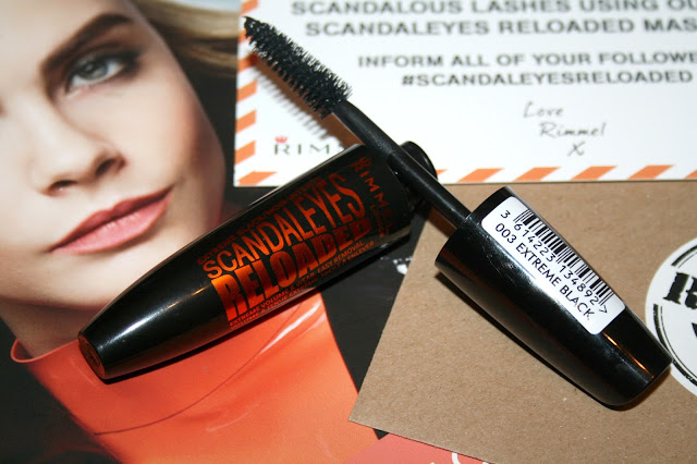 Rimmel: Scandaleyes Reloaded