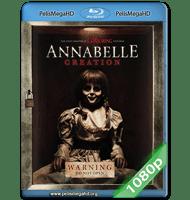 ANNABELLE 2: LA CREACIÓN (2017) FULL 1080P HD MKV ESPAÑOL LATINO