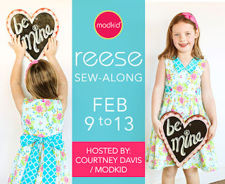 Reese Sew-Along