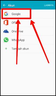 Cara Mengganti Foto Profil Gmail di HP Android 4