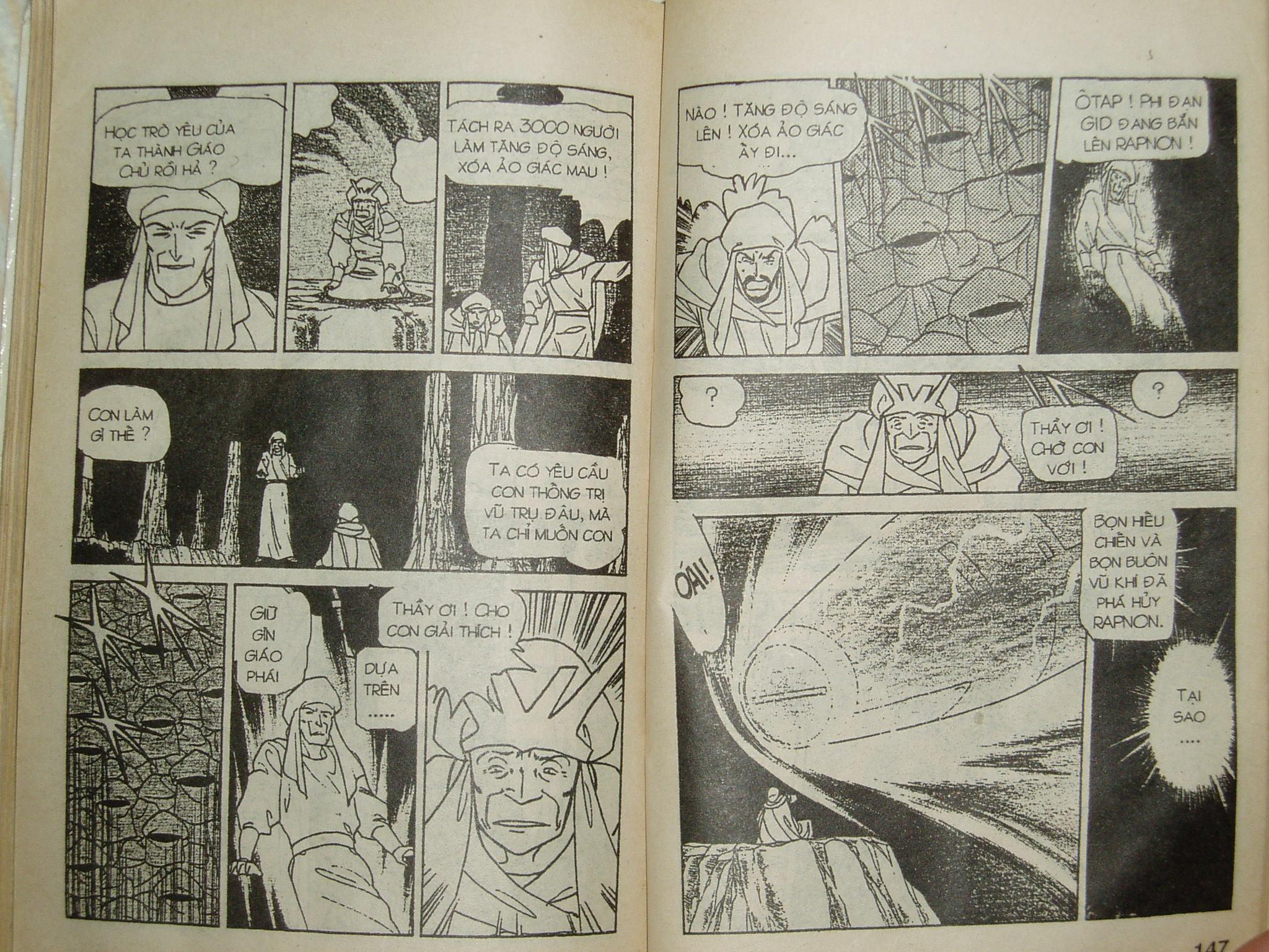 Siêu nhân Locke vol 17 trang 71
