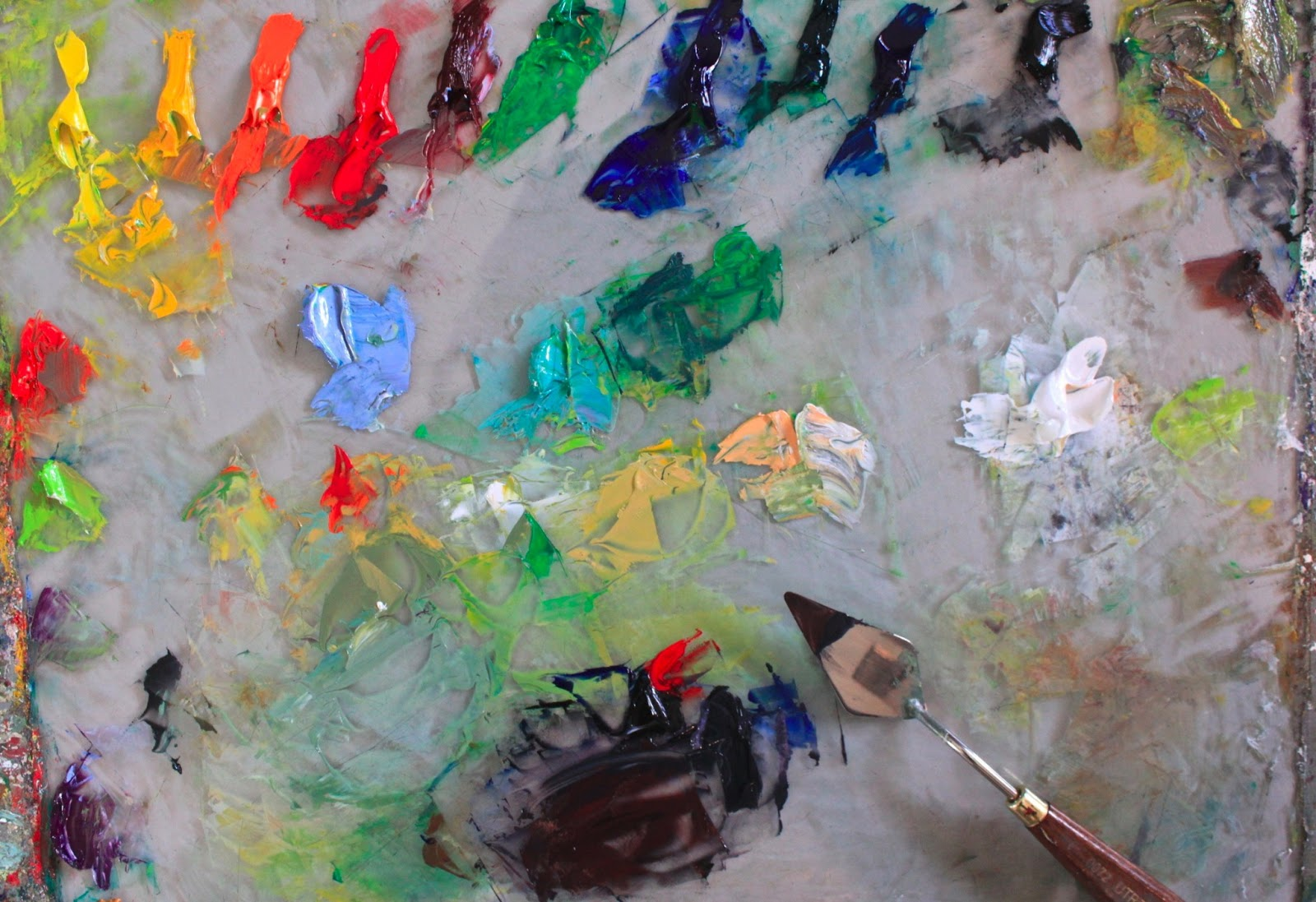 Painting Powers Of Observation Painters And Their Palettes